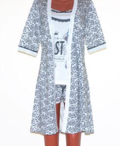 Комплекты - майка шорты халат